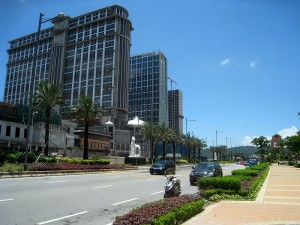 Cotai Strip View
