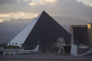 The Luxor From Airport