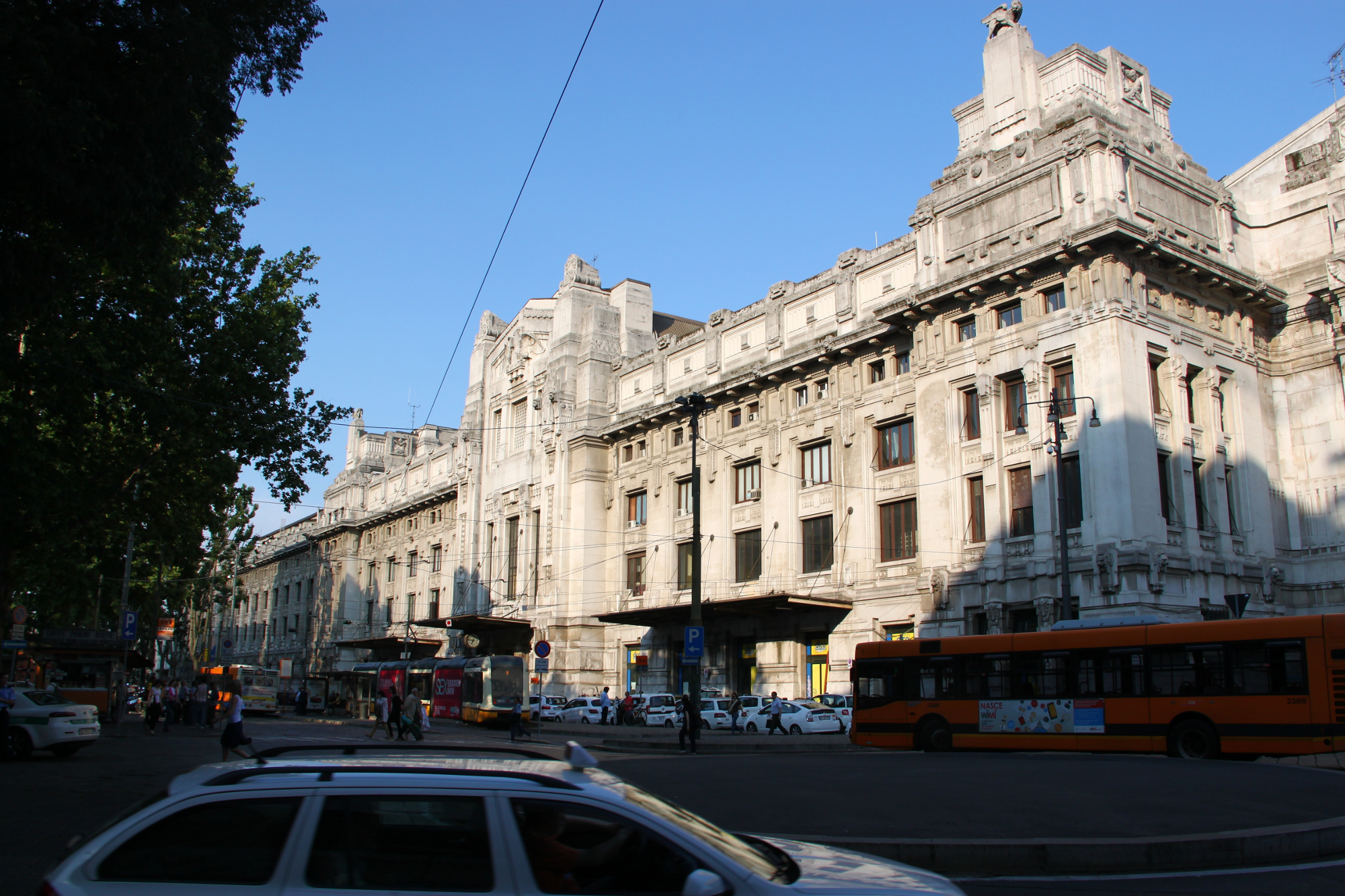 Hotels Close To Milan Central Station