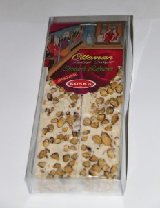 Turkish nougat