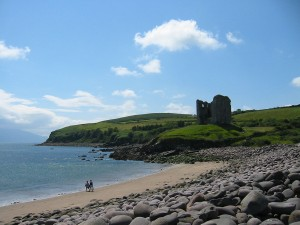 Dingle Peninsula - Minard Castle