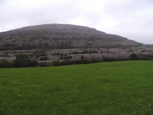 Karst Dome near Kilkeedy Parish - eastern Burren