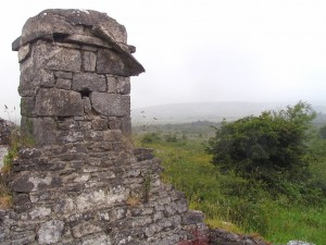 Stone Monument in the Burren