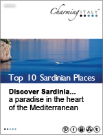 Top 10 Sardinian Places - e-book