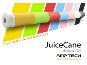 Juice Cane power source