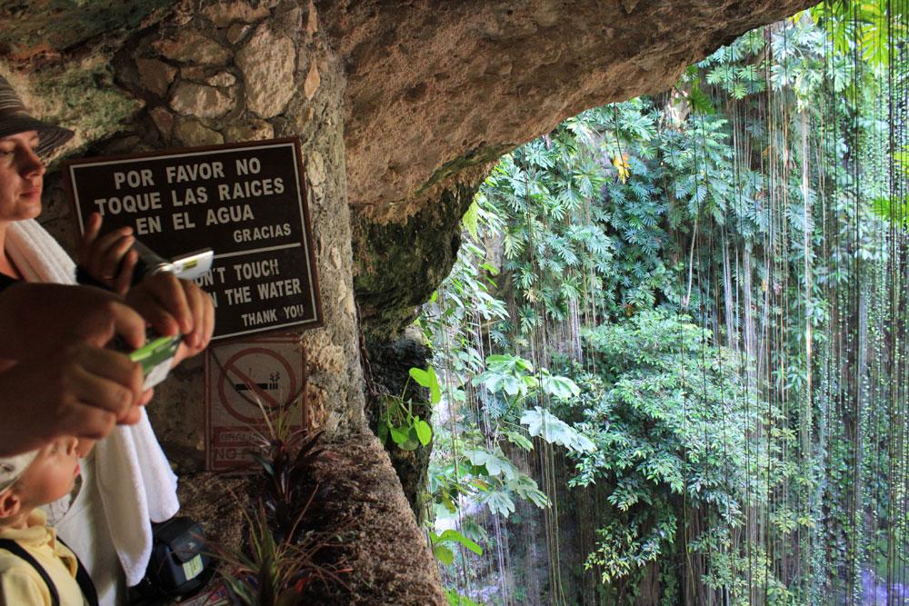 Chichen Itza Cenote 4