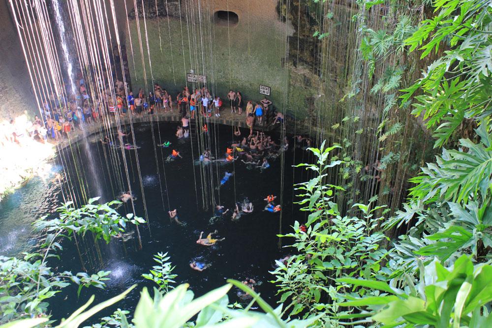 Chichen Itza Cenote 5