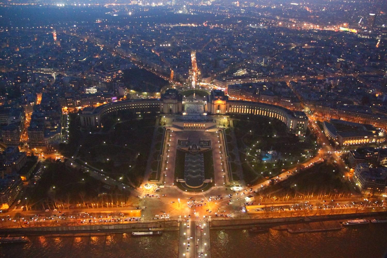 Eiffel Tower - Trocadero