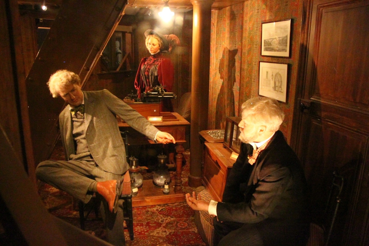 Eiffel tower gustave apartment 28 images gustave Eiffel tower secret room