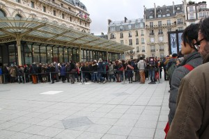 Musee d'Orsay Line