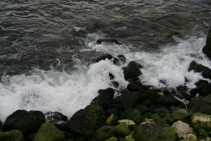Black Sea - Constanta - waves