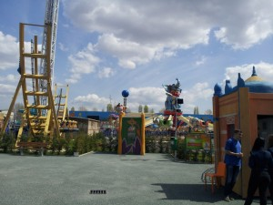 Amusement park Bucharest 2