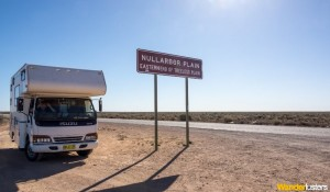 Winnebago Nullarbor South Australia