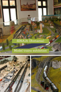 Impressive Model Trains Exhibition in Sinaia, Romania