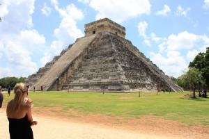Chichen Itza - photo by Dan Mitea (C)
