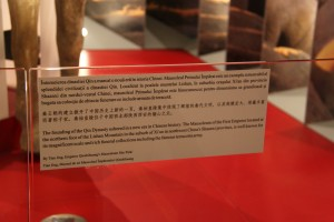 Horse from the Terracota Army - explanation
