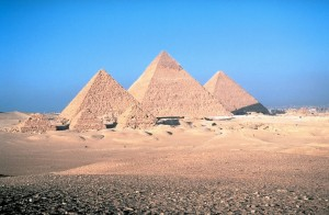 Pyramids of Egypt - free on Wikipedia