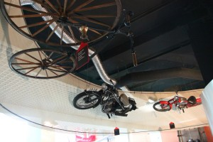 Bike - motorcycle - the Technical Museum in Brno