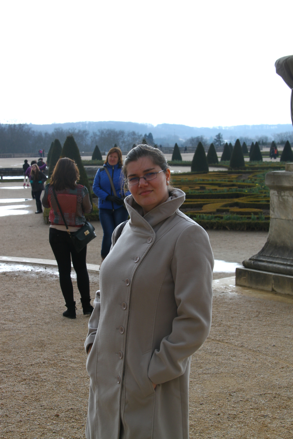 Palace of Versailles ornament Gardens