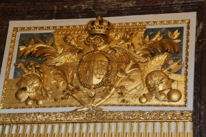 Palace of Versailles ornament