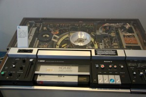 Sony - videorecorder - the Technical Museum in Brno