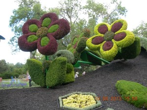 Montreal International Mosaicultures 2013 Show Exhibition 4