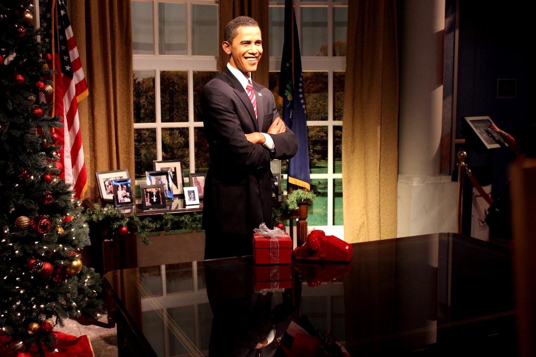 Barack Obama, Madame Tussauds Las Vegas