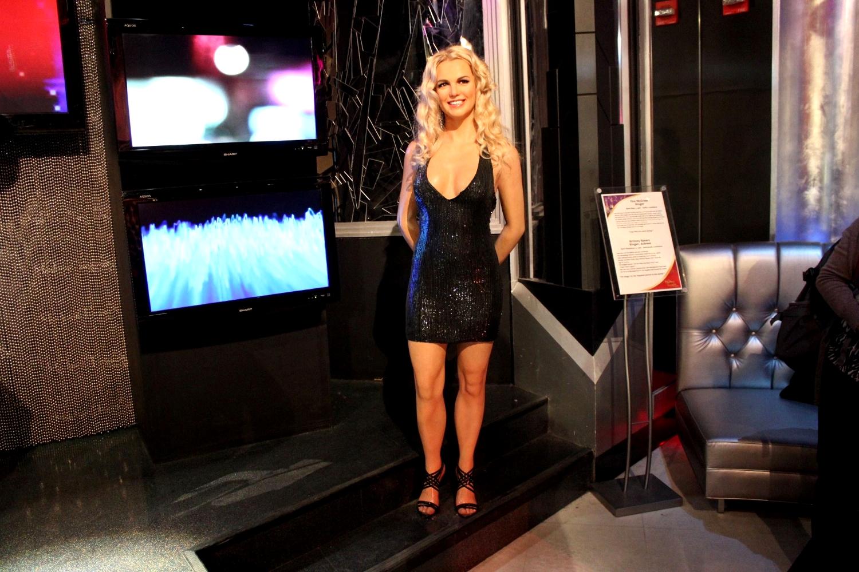 Britney Spears, Madame Tussauds Las Vegas