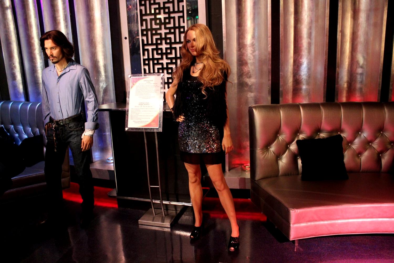 Madame Tussauds, Las Vegas2