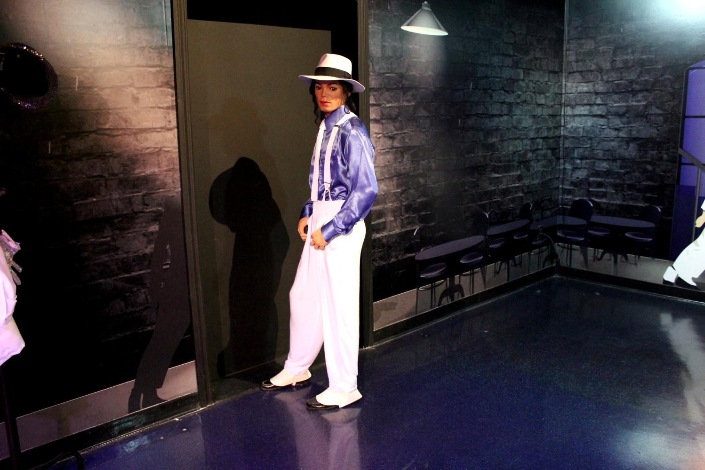 Michael Jackson, Madame Tussauds, Las Vegas