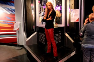 Sarah Michelle Gellar, Madame Tussauds, Las Vegas
