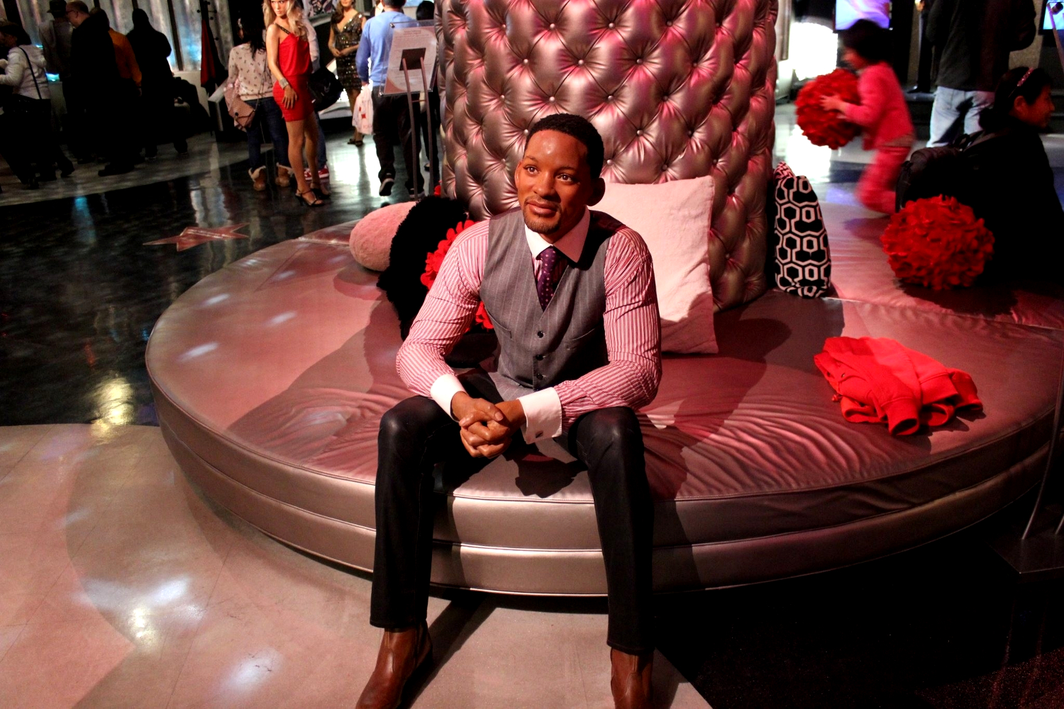 Will Smith, Madame Tussauds Las Vegas