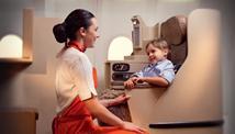 Flying Nanny - Etihad Airways