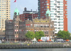 Holland America Lun, Rotterdam, Holland