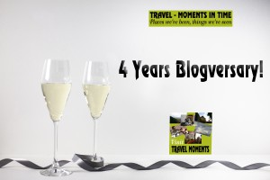 Travel - Moments in Time - 4 Years Blogversaryy