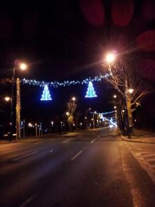 Bucharest Christmas Lights