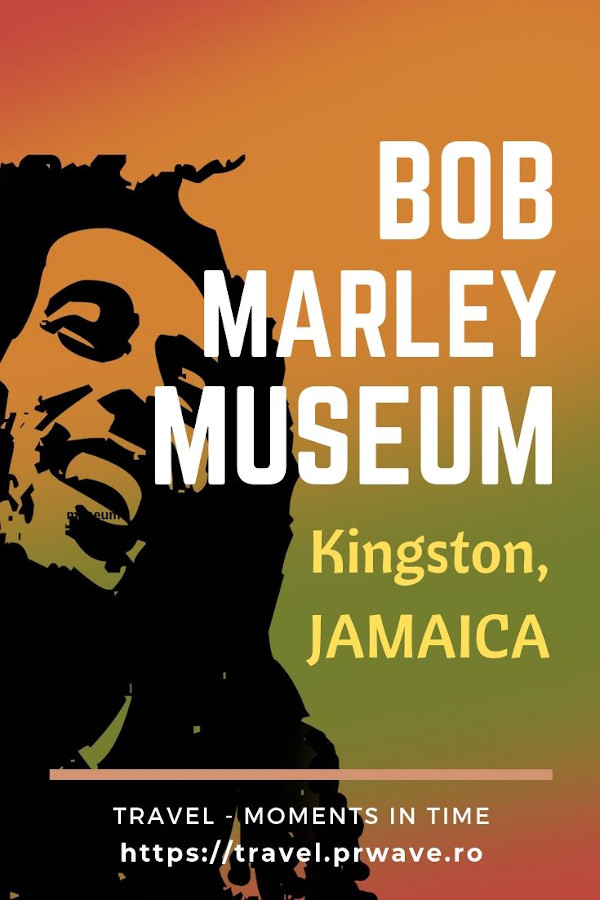 Bob Marley Museum, Jamaica. All you need to know about visiting Bob Marley's House in Kingston, Jamaica. #jamaica #bobmarley
