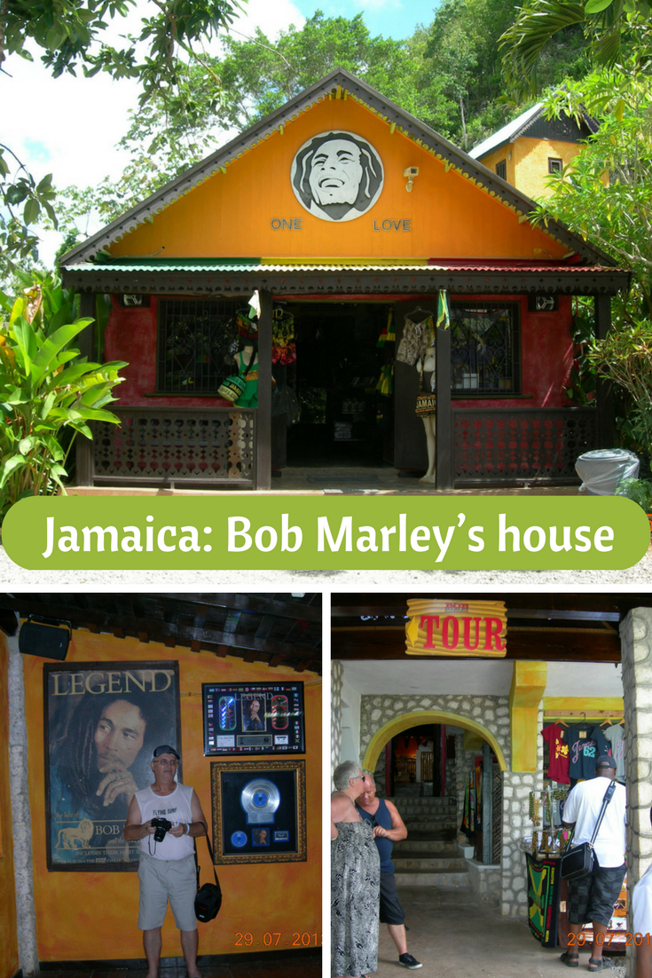 Jamaica - Bob Marley's house - interesting facts and photos