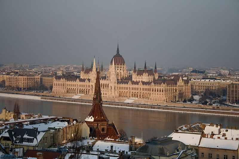 Budapest - Parliament (Wikimedia)
