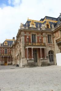 Versailles Palace - facade