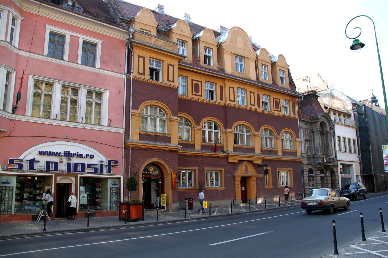 Libraria Ralu (Ralu's Bookshop), Brasov, Romania