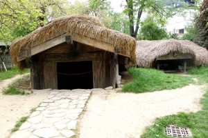 Half-buried house in Romania_front_view