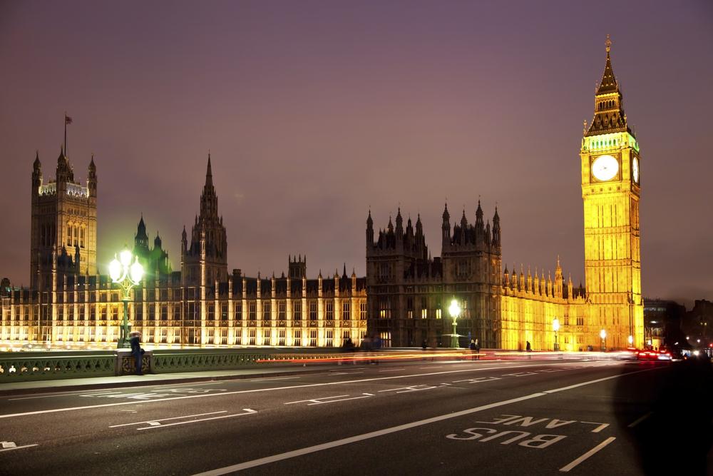 Big Ben, night view