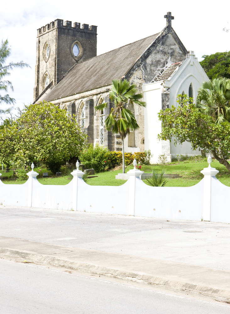 Barbados - church