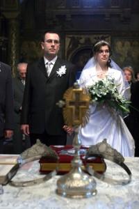 Wedding - Sinaia Monastery