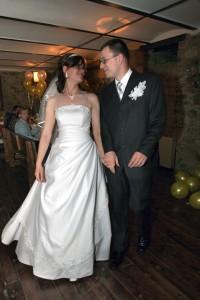 restaurant - wedding party
