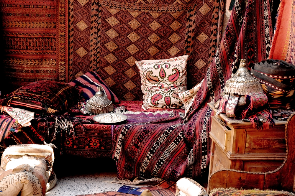 Turkey carpet store