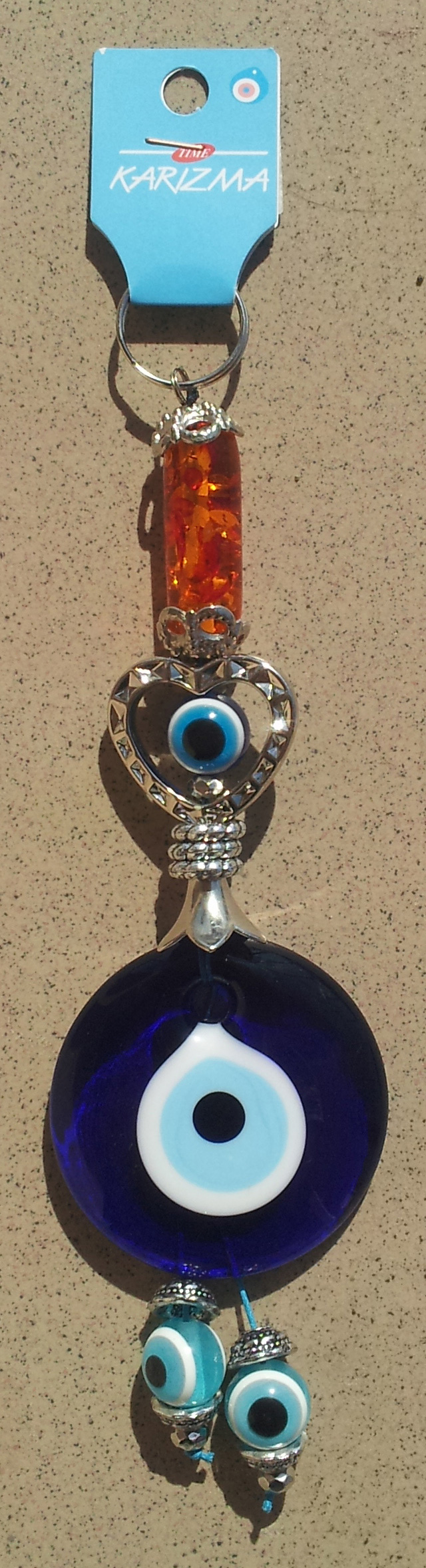 Turkish blue eye - travel souvenir