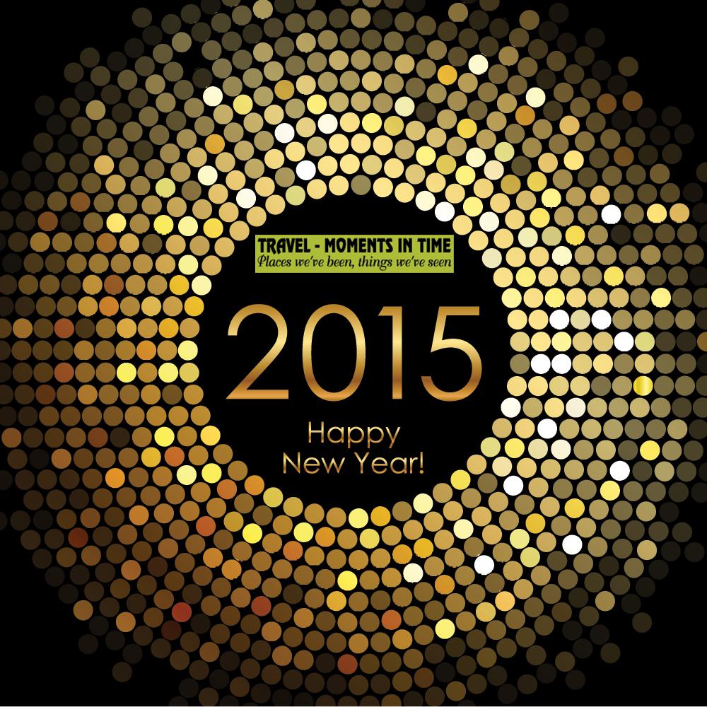 Happy New Year - greeting