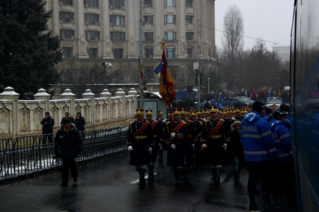 Romania's National Day - Parade